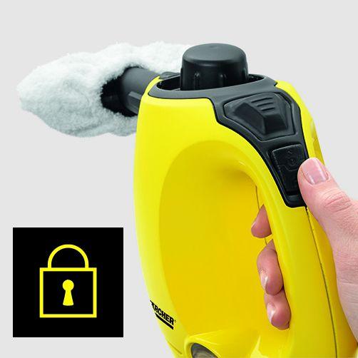 """Dispozitiv de siguranta pentru copii pe aparat"""""""