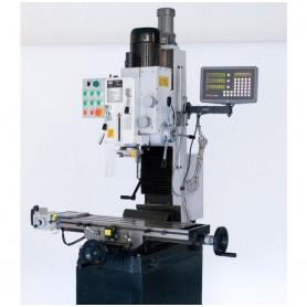 Masina de frezat metale, Proma FP-48SPN, 32 mm/45 mm, afisaj cote