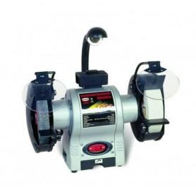 Polizor de banc Proma BKL-1500, 150 mm, 375 W, sistem de iluminare