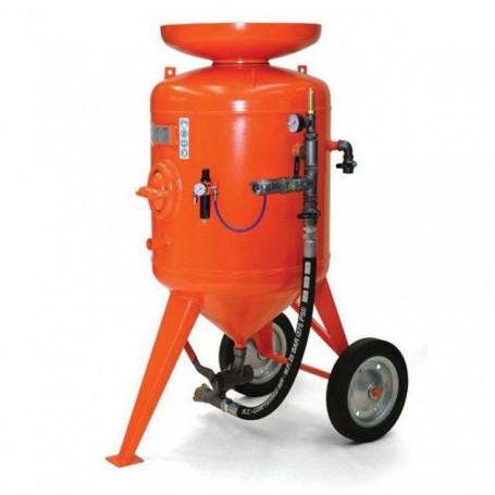 Masina de sablat exterior CB Sabbiatrici CB 300 T4, 12 bar, 300 l