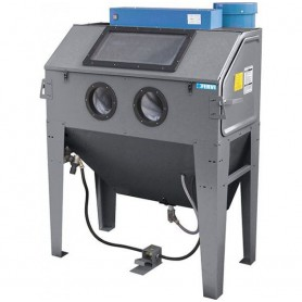 Cabina de sablat cu vacuum Fervi 0687, 7.5 bar, 1200 x 600 x 600 mm