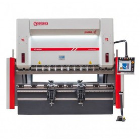 Presa hidraulica tip abkant cu CNC DENER PUMA XL 26100, 2600 mm, 5mm
