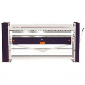 Abkant manual segmentat de indoit tabla pentru ateliere de tinichigerie CCM 2050