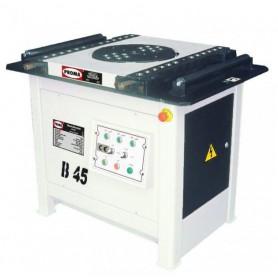 Masina de fasonat otel-beton mecanica B45