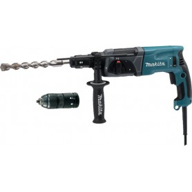 Ciocan rotopercutor SDS-PLUS MAKITA HR2470T, 780 W, 24 mm