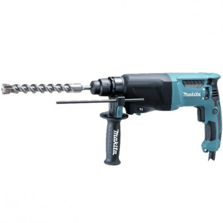 Ciocan rotopercutor SDS-PLUS MAKITA HR2600, 800 W, 26 mm