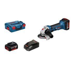 Polizor unghiular cu acumulator Bosch GWS 18-125 V-LI Professional
