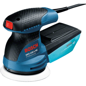 Şlefuitor cu excentric Bosch GEX 125-1 AE Professional