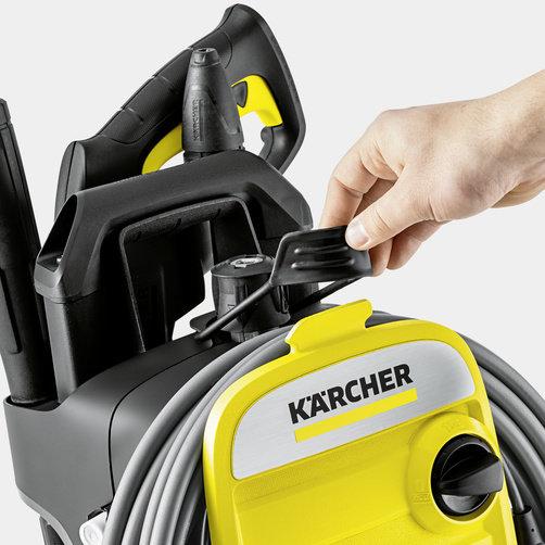 Karcher k4 compact (depozitare furtun pe capacul frontal)